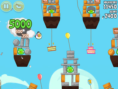 Angry Birds games hits 1 billion downloads: Angry Birds Download Links