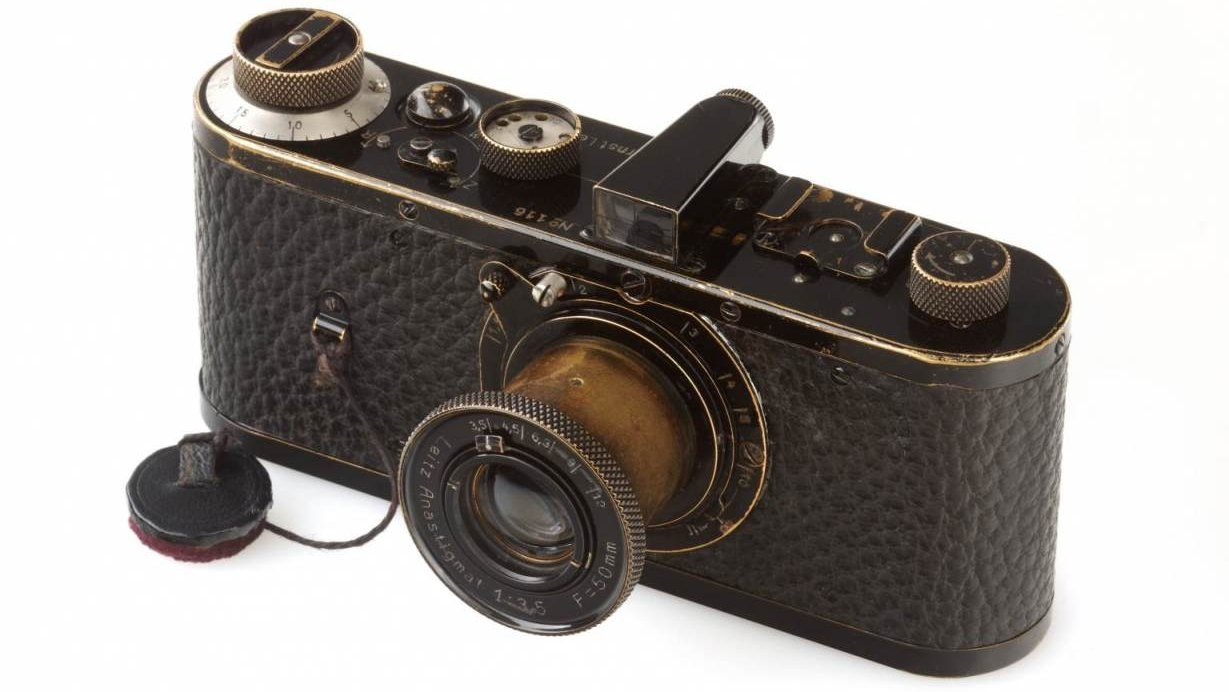 Antique Leica: World's Most Expensive camera sells at $2.8 million (Video)