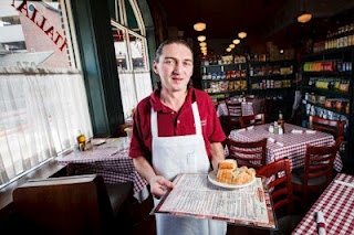 D'Amico's waiter receives $5,000 tip