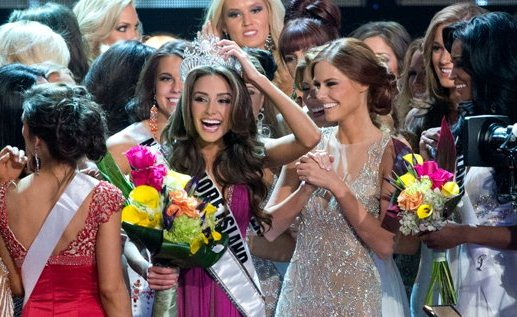 Miss USA 2012: Rhode Island's Olivia Culpo crowned Miss USA