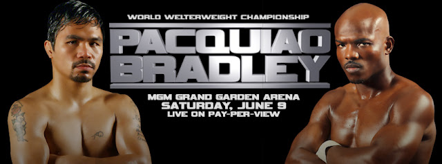 Pacquiao Vs Bradley: The True Battle – Tale of the Tape