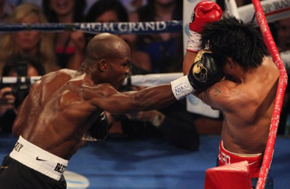 Timothy Bradley defeats Manny Pacquiao, takes WBO World Welterweight title