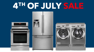 Best Buy 4th of July Sale 2012 Offers Great Deals and Discounts on Major Appliances