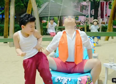 Gangnam Style hits 1 billion views on YouTube