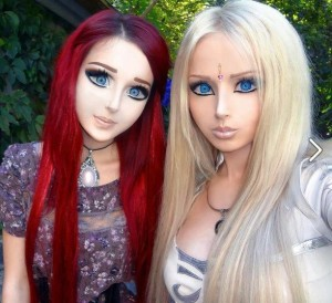 Real-Life Human Anime Barbie Anastasiya