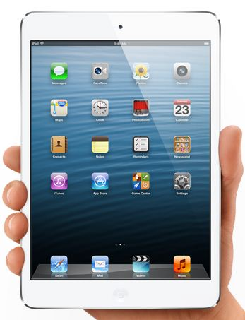 Apple introduces low-priced iPad Mini