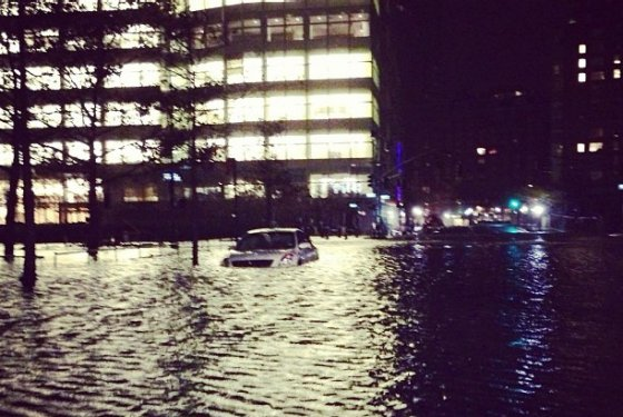 Goldman Sachs Was Not Washed Away in Hurricane Sandy