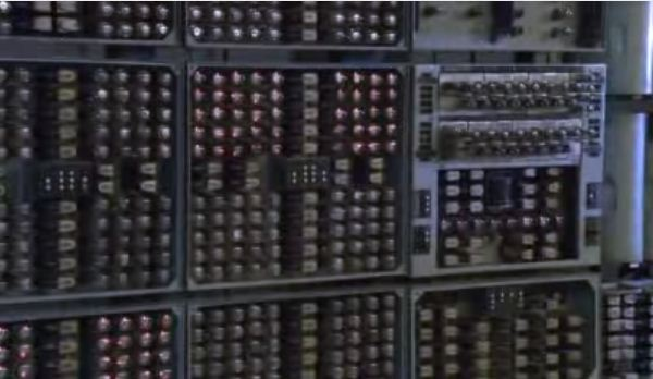 The world's oldest original working digital computer rebooted