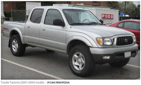 Toyota Recall 2012: Toyota recalling 160,000 Tacoma pickups in U.S. and Canada