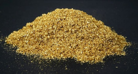 $300K In Gold Dust Found By a California HVAC company