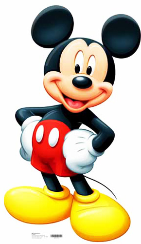 Mickey Mouse turns 84