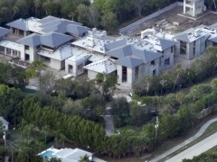 Michael Jordan's New Mansion 12.4 Million