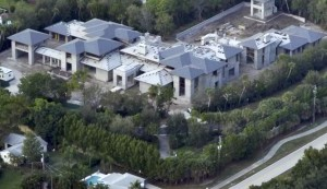 Michael Jordan New Mansion