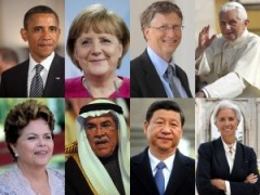 TOP 20 Most Powerful People in the World According to Forbes with Obama as Lead