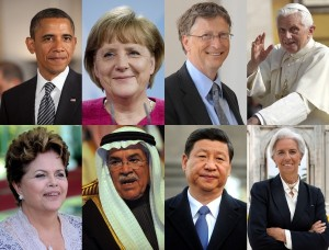 The World's Most Powerful People