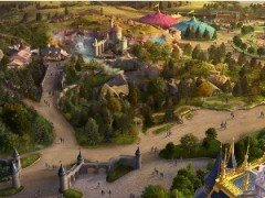 New Fantasyland: A Fantasytech in Disneyland