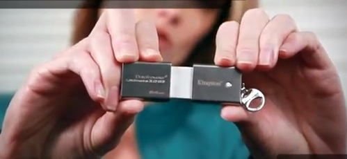 1TB flash drive unveiled