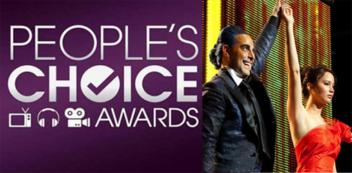 The Hunger Games Top The 2013 People Choice Awards