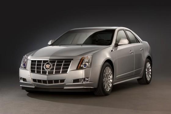 Year-end Car Deals: 2013 Cadillac CTS