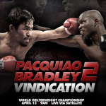 Watch Pacquiao vs Bradley 2 For Free